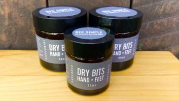 Bee Simple Dry Bits? Hand and Feet Beeswax Balm
